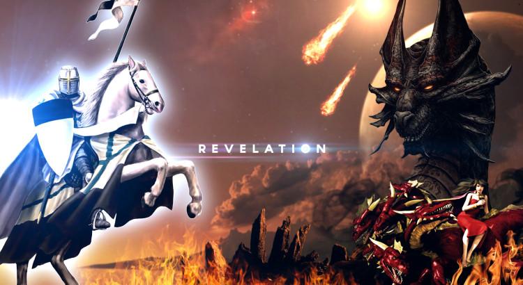 Revelation title slide image