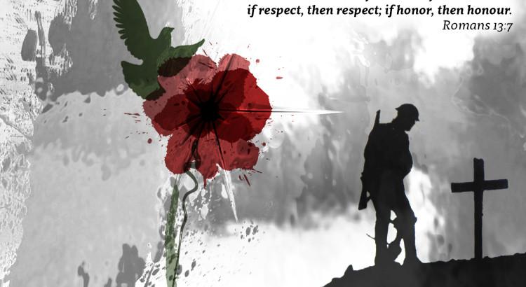 World War remembrance wallpaper
