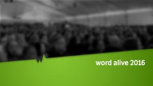Word Alive 2016
